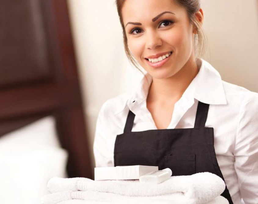 Alliance Laundry Systems Chambermaid